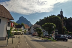 rakouská vesnice