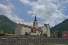 kostel v Itálii