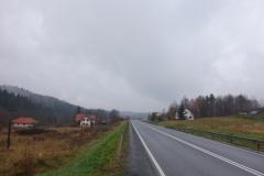 polská vesnička