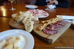 italské pokrmy k vínu