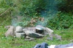 ešus v ohni