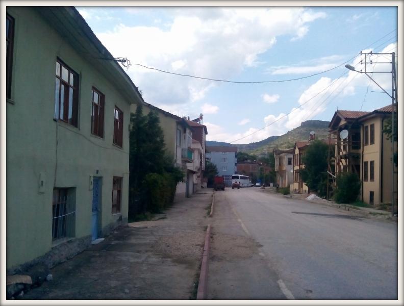 vesnice v Turecku
