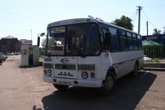 ukrajinský autobus