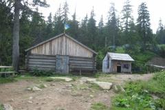 chaty pastevců