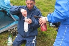 výroba Vodky pod vrcholem Hoverly