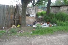 odpadky na Ukrajině
