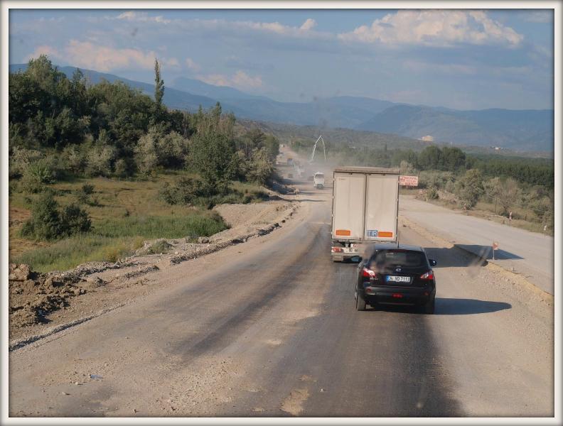 dálnice v Turecku