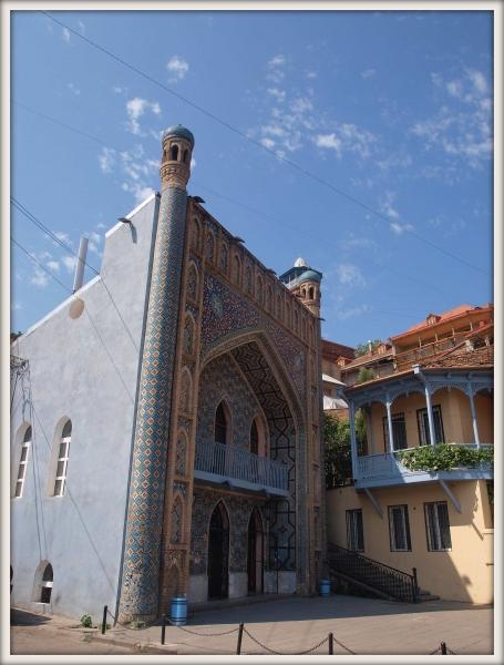 lázně v Tbilisi