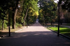 park ve Lvově