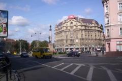 ulice Lvova
