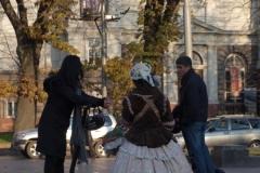 pouliční prodejci exkurzí