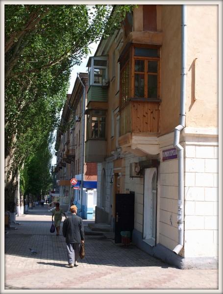 Město Mariupol