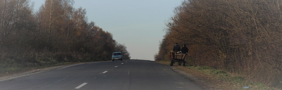 cesta do Lvova