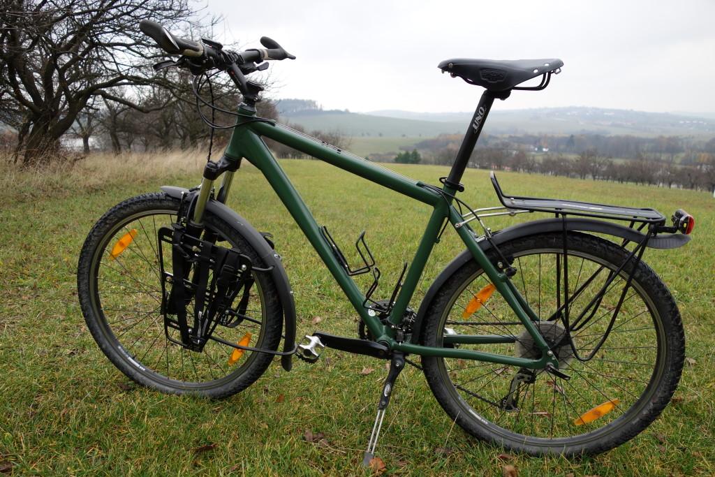 kolo na cyklovýpravu