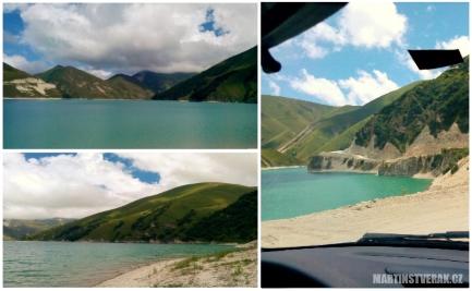 výlet k jezeru Kazenoj-am