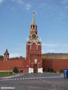 Kreml v Moskvě