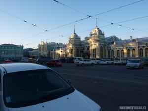 Město Irkutsk