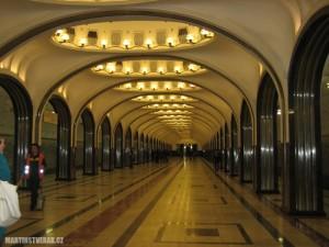 Metro v Moskvě 2