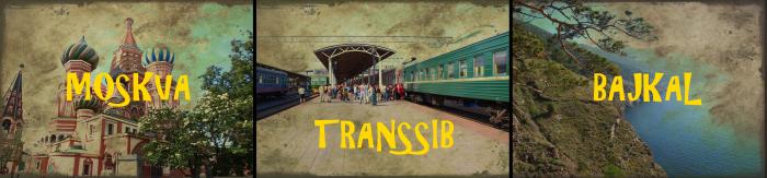 Moskva – transsibiřská magistrála – jezero Bajkal