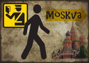 Vítejte Jak na cestu Moskva – transsibiřská magistrála – jezero Bajkal