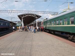 Vlak Moskva–Irkutsk