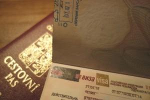 vízum do Ruské federace
