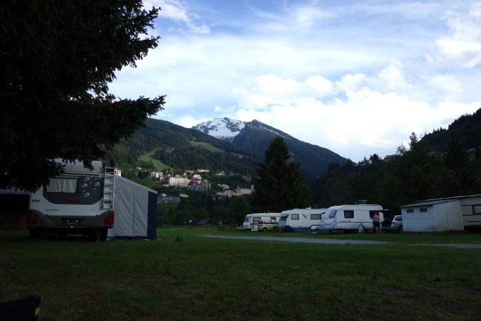 kemp v Bad Gastein