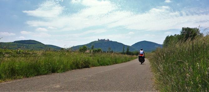 O prázdninách na kolech do Itálie