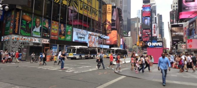 Co mě zaujalo na New Yorku?
