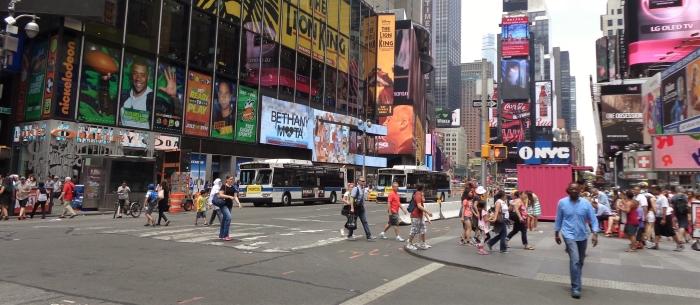 Co mě zaujalo na New Yorku