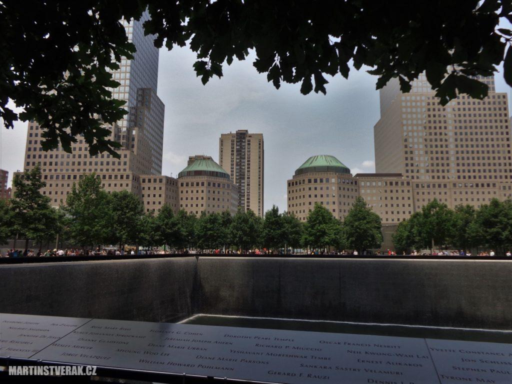 Památník padlých dvojčat New York