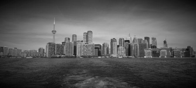 Výlet na Toronto Islands