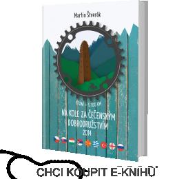 E-kniha Na kole za čečenským dobrodružstvím 2014