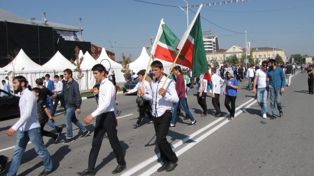 198. výročí Čečenska