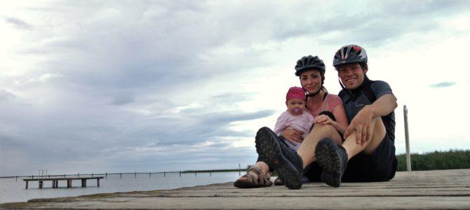 Kolem (s kolem) Neziderského jezera 2019